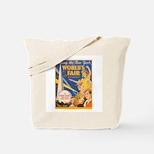 World's Fair Tote Bag