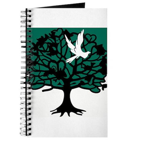 Tree/Bird Writing Journal