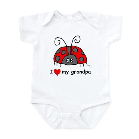 I Love My Grandpa Onesie