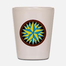 Penn-Dutch - Triple Star Hex Shot Glass