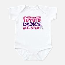 Future Dance All Star Infant Bodysuit