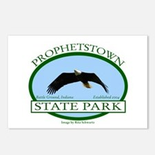 Prophetstown State Park Postcards (Package of 8)