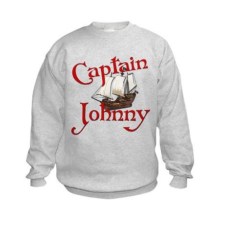 Captain Johnny's Kids Sweatshirt