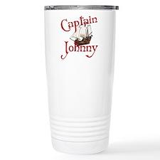 Captain Johnny's Travel Mug