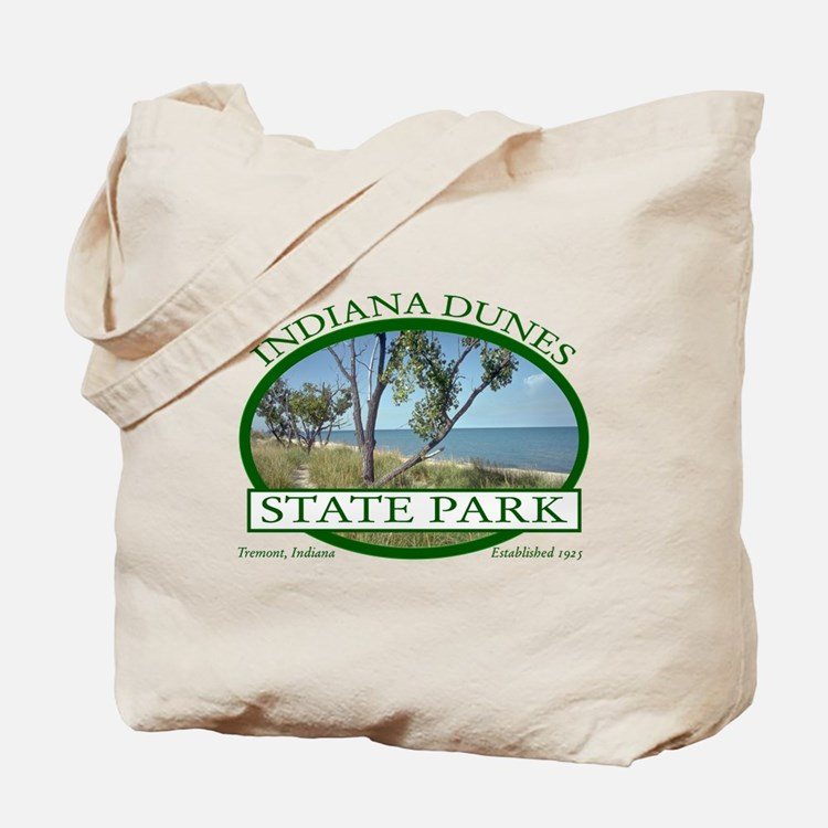 Indiana Dunes State Park Tote Bag