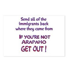 Not Arapaho ? Postcards (Package of 8)