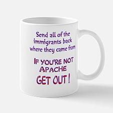 Not Apache ? Mug