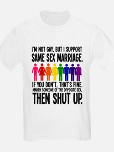Then Shut Up T-Shirt