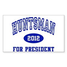 Huntsman 2012 Decal