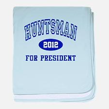 Huntsman 2012 baby blanket