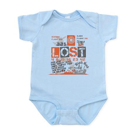 Lost Stuff Infant Bodysuit