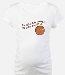 The older the Geologist... Shirt