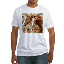 It's Just Me & You Horse Gift Shirt