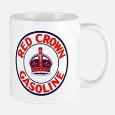 Red Crown Gasoline Mug