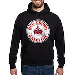 Red Crown Gasoline Hoodie (dark)
