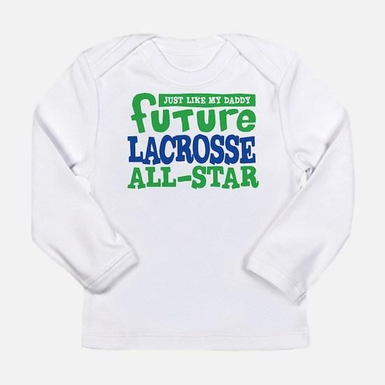 Lacrosse Future All Star Boy Long Sleeve Infant T-