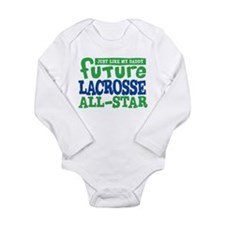 Lacrosse Future All Star Boy Long Sleeve Infant Bo