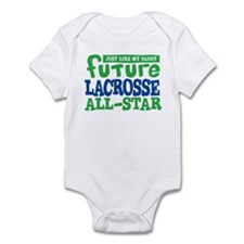 Lacrosse Future All Star Boy Infant Bodysuit