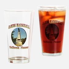 James Marshall Pint Glass