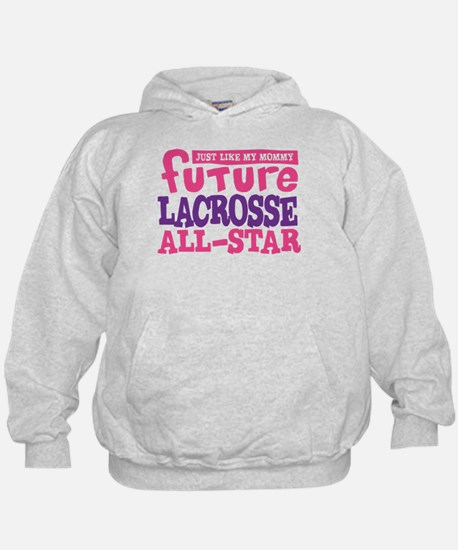 Lacrosse Future All Star Girl Hoodie