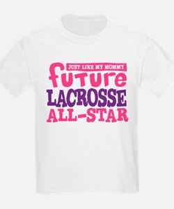 Lacrosse Future All Star Girl T-Shirt