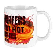 COURT REPORTERS ARE HOT! Mug