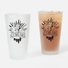 Vintage Slum Lord Pint Glass