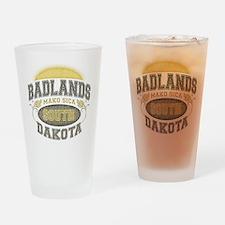 Badlands Pint Glass