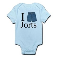 I Heart Jorts Infant Bodysuit