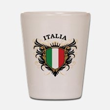 Italia Shot Glass