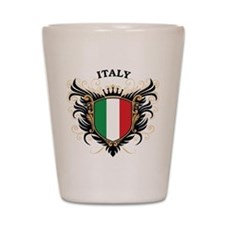 Italy Shot Glass