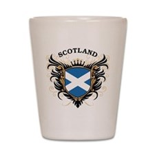 Scotland Shot Glass