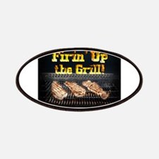 Firing up the Grill! Patches