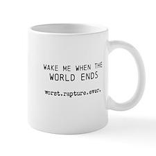 Funny End world Mug