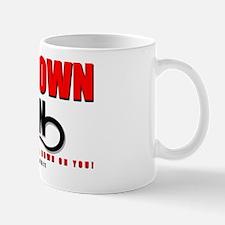 Crack Down On Sin #2 Mug
