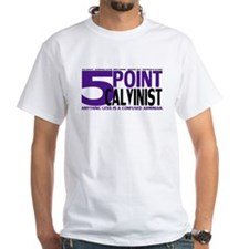 Five Point Calvinist - Shirt