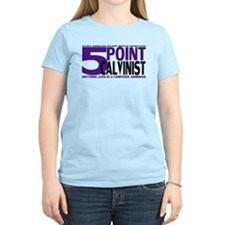 Five Point Calvinist - Light T-Shirt