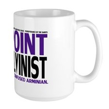 Five Point Calvinist - Mug
