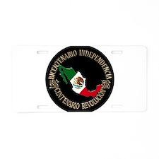 Funny Orgullo Aluminum License Plate