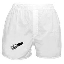 Penguin Skull Boxer Shorts