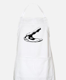 Alligator Skull BBQ Apron