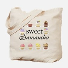Sweet Samantha Tote Bag