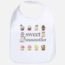 Sweet Samantha Bib