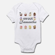 Sweet Samantha Infant Bodysuit