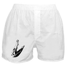 Crocodile Skull Boxer Shorts