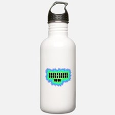 FUNKY STENO KEYBOARD Water Bottle