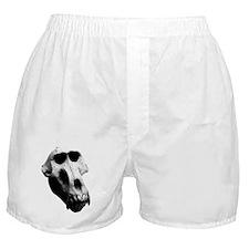Baboon Skull Boxer Shorts