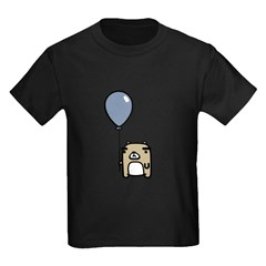 Bear With Blue Balloon T