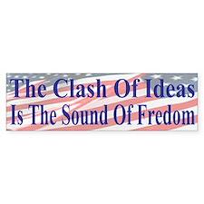 Sound of Freedom Bumper Sticker
