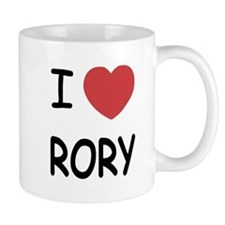 I heart rory Mug
